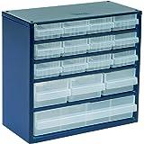 Raaco 137560 - Magazin de acero 616-123, azul