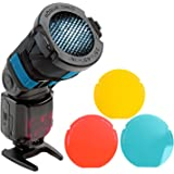 Rogue FlashBender 2 3-en-1 Honeycomb Grid pour Flash