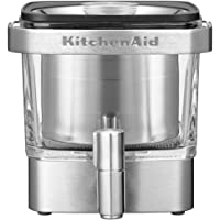 KitchenAid 5KCM4212SX Cold-BrewKaffeebereiter, Rostfreier Stahl, Silber