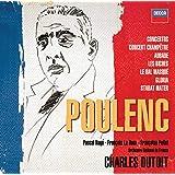 Poulenc : Concertos, Oeuvres pour Orchestre et Chorales (Coffret 5CD)
