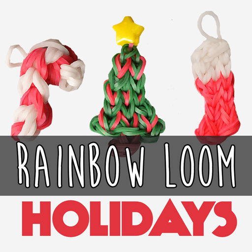 utorials: Holiday Series - Top Rubber Band Designs Video Guide (Rubber Band Refill-kits)