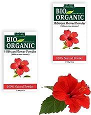 Indus Valley Organic Hibiscus Powder 200 Grams