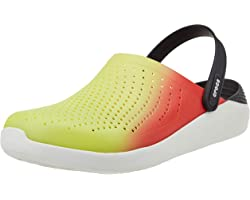 Crocs Unisex's Literide Color Dip Clog