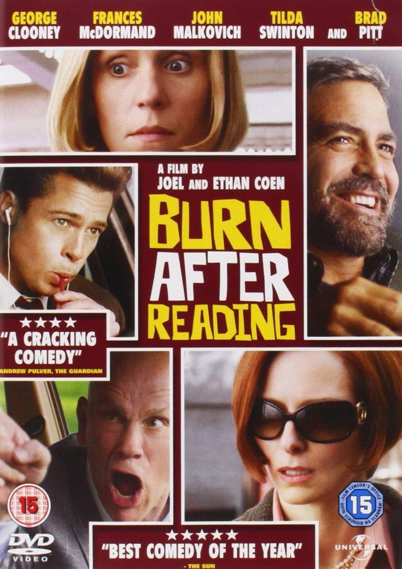 Nhớ Thiêu Hủy Sau Khi Đọc - Burn After Reading