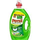 Persil Universal gel, helt tvättmedel, 106 (2 x 53) tvättladdning, kraftfull fläckborttagning för hygienisk ren tvätt