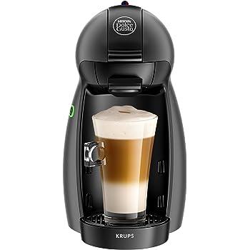 Krups YY2283FD Independiente - Cafetera (Independiente, Cafetera combinada, 0,6 L, Cápsula de café, 1500 W, Antracita)