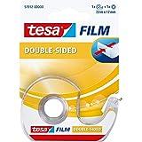 tesa double-sided, 7.5m x 12mm, doorzichtig