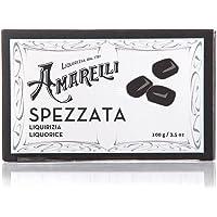 Amarelli Nera Spezzata - 100 g