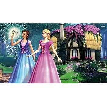 Mahalaxmi Art Barbie The Diamond Castle Hd Wallpaper 13x19 Inches