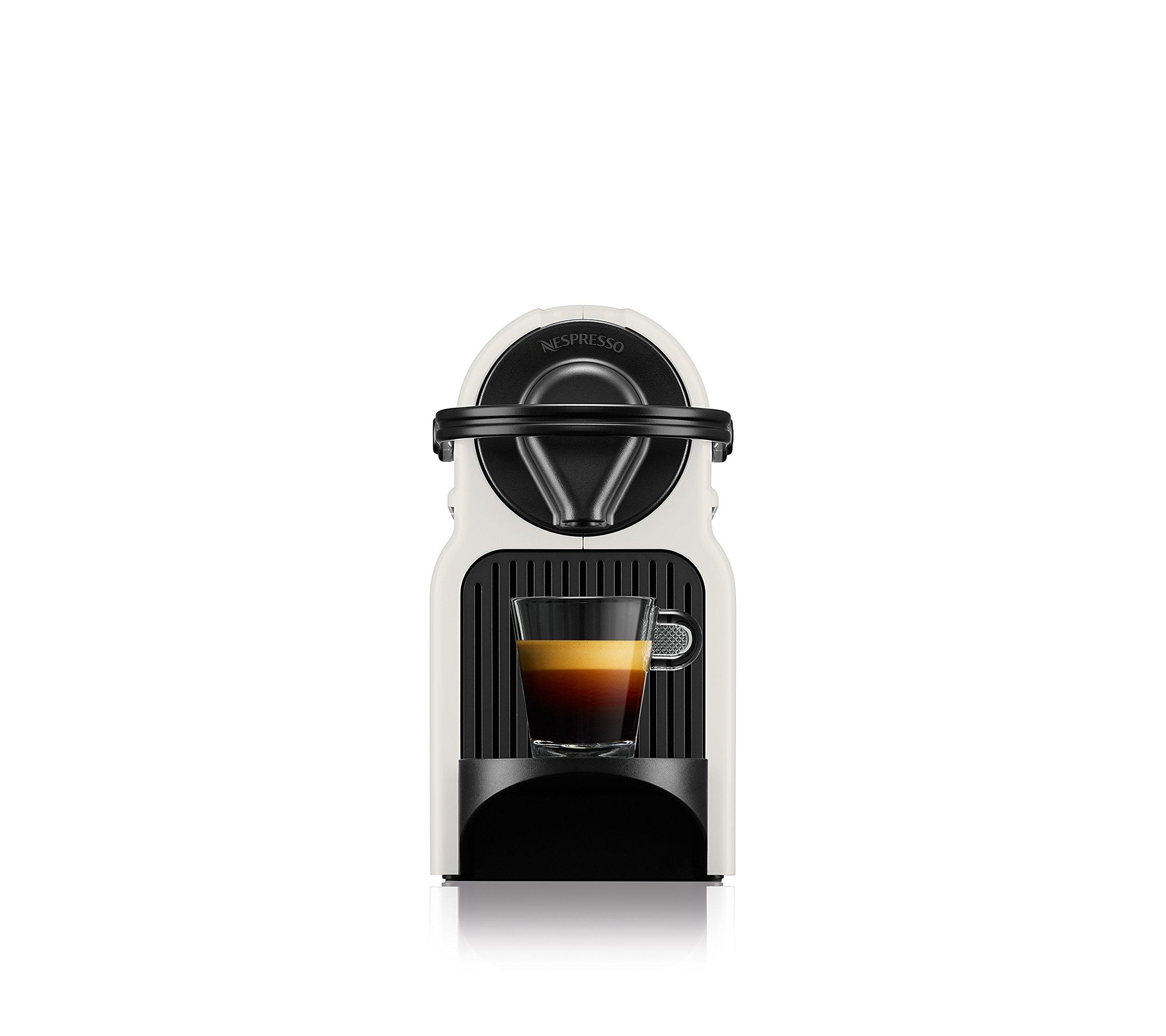 Nespresso Inissia Macchina per caffé espresso, a capsule, 1260 W, 0.7 L, Beige (Vanilla Cream) 3 spesavip