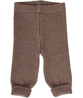 iobio 100/% Wolle Gestrickt Leggings