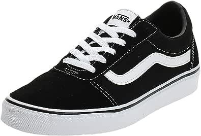 Vans Ward Suede/Canvas, Sneaker Donna