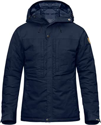 Fjallraven Men's Skogsö Padded Jacket M Sport, Blue, S