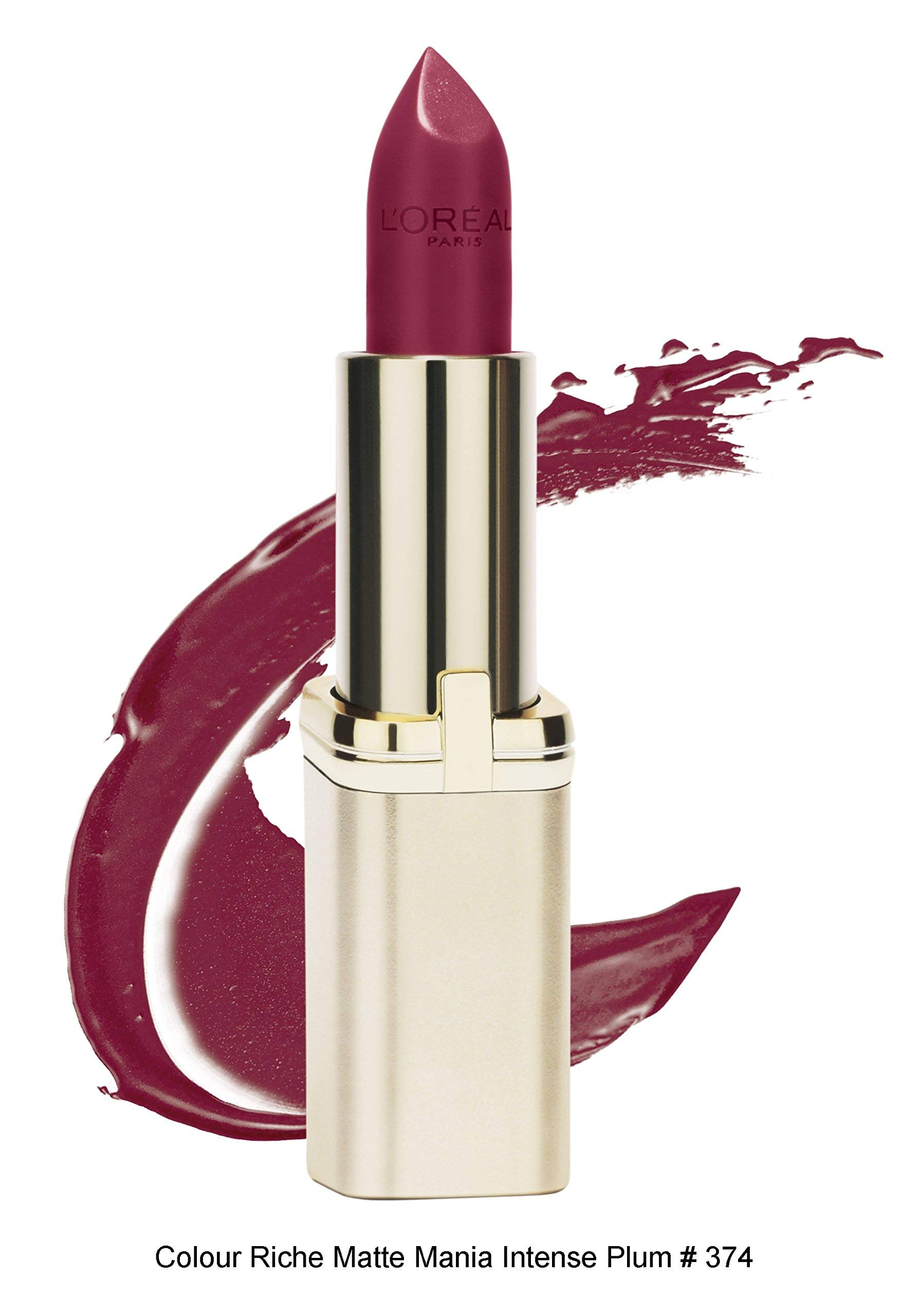 L'Oréal Paris Barra de Labios Color Riche Accords Naturels 374