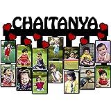 Unique Stuff Customized Photo Frame with Name Collage | Customized Gift Personalized Photo Frame with Name 12.5 x 18…