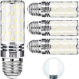 Bombillas LED E27,Anmossi 12W LED Maíz Bombilla Equivalente a 100W Incandescente Bombilla,6000K Blanco Frio,1200Lm,No Regulab