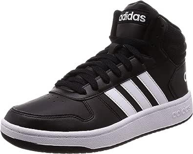 adidas Hoops 2.0 Mid, Scarpe da Basket Uomo