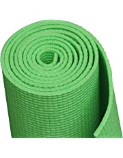 Onlymat Yoga Mat, 180 x 60 x 4 mm, Green