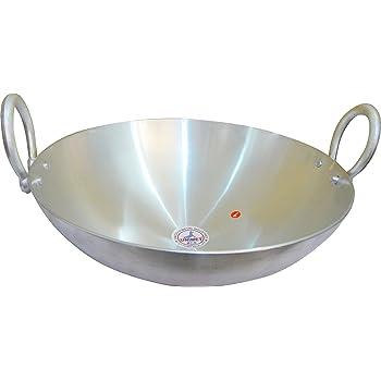 Jk Vallabhdas Casting Kadhai 3.25 L (Aluminium)