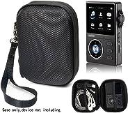 WGear Original Design Music Player Case for AGPTEK H01, H3, AGPTEK IMP HIFI 16GB MP3, Pyle Portable High Resolution Digital A