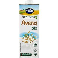 Matt - Avena Bio - Latte Vegetale di Avena Bio - Senza Lattosio - 4 pezzi da 1 l [4 l]