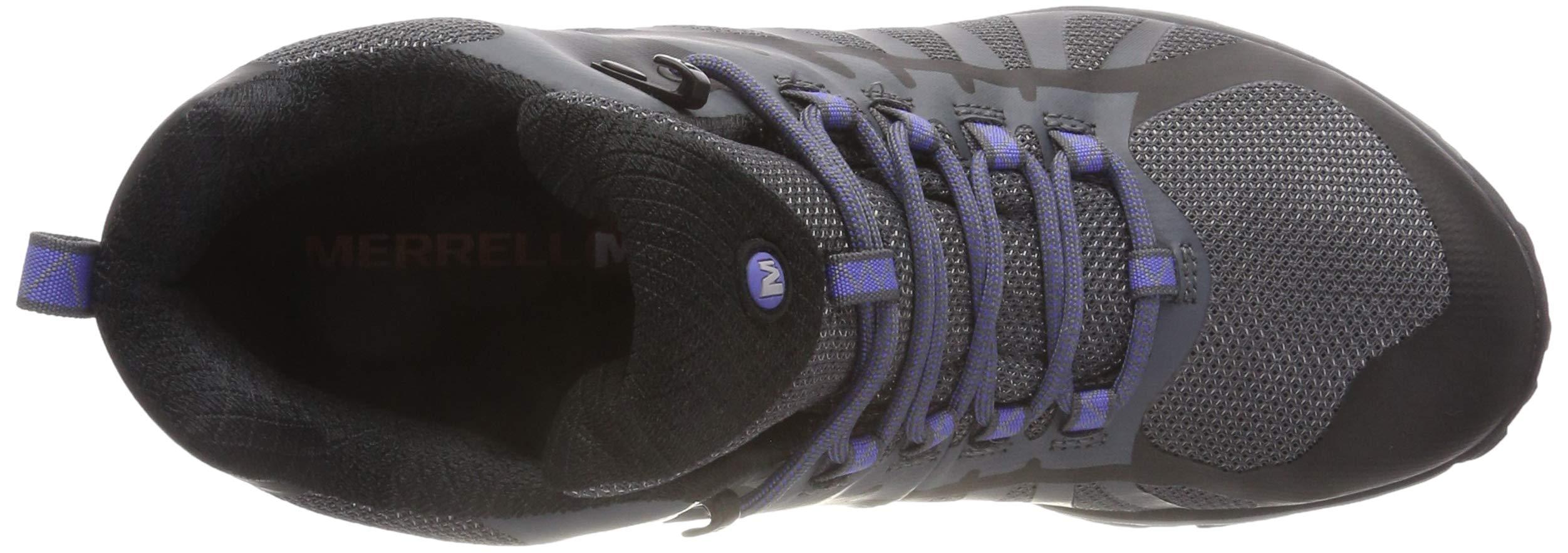 71qVXR8dbRL - Merrell Women's Siren Edge Q2 Mid Wp High Rise Hiking Boots