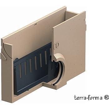 Aco Selflock Geruchsverschluss Ek30 Dn100 Passend Zu Einlaufkasten