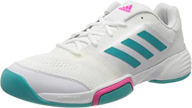 Neu adidas Barricade Club W Sneaker Tennisschuhe Sportschuhe Freizeit BB3378