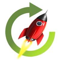 Rocket Cleaner kräftigen Schub, sauber cache, kein Internet, ganz privat, keine Werbung, mit FIRE PHONE & TABLET kompatibel