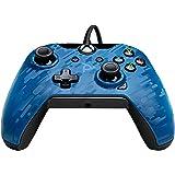 PDP bekabelde controller voor Xbox One - Blue Camo