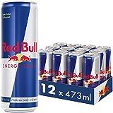 Red Bull Energy Drink 24 x 473 12 Pack / ZONDER Pand voor Oostenrijk