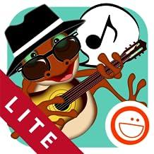 Juegos de Música Froggy Bands Lite