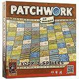 999 Games - Patchwork Bordspel - vanaf 8 jaar - Een van de beste spellen van 2015 - Uwe Rosenberg - Tile placement - voor 2 s