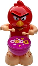 Bird Happy Drummer Toy Rotational Toys Musical Toys for Babies