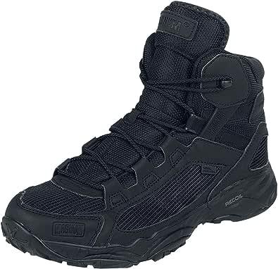HI-TEC - Magnum Mach 1 I 5.0 Black extrem leichter Boot Stiefel Schwarz