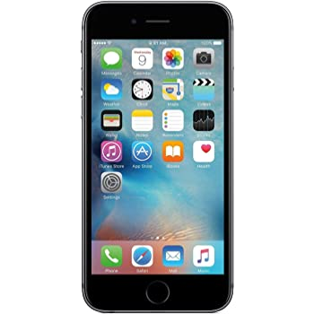 Apple iPhone 6s Grigio Siderale 32GB (Ricondizionato)
