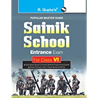 Sainik School Entrance Exam Guide for (6th) Class VI