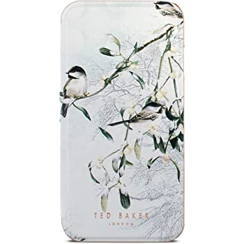 926d273e8ba Ted Baker Fashion Premium Quality SIOFRA Mirror Folio Case for iPhone 8 7