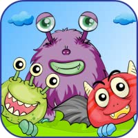 Monster Match Link Kids Game