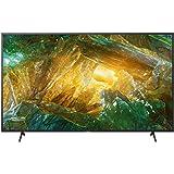 Sony 75 Inch 4K Ultra HD High Dynamic Range Smart Android TV - KD-75X8077H (2020 Model)