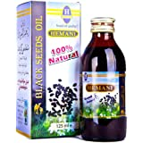 Essential Oil Black Seed Oil for Hair from Hemani 125 ml