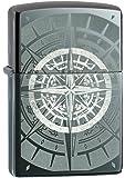 Zippo Unisex 4015222-ssi Classic Kompass Feuerzeug, Mehrfarbig
