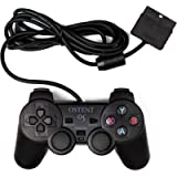 OSTENT Wired Analog Controller Gamepad Joystick Joypad for Sony Playstation PS2 PS1 PS One PSX Console Dual Shock…