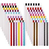 2040 Hojas de Esquinas para Fotografías Esquinas Autoadhesivas de Foto para Álbum de Recortes Álbum de Fotos (Multicolor)