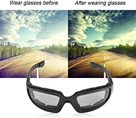 Lepakshi Black: Motorcycle Bike Protective Glasses Windproof Dustproof Eye Glasses Cycling Goggles Eyeglasses Outdoor Sports Eyewear Glasses New