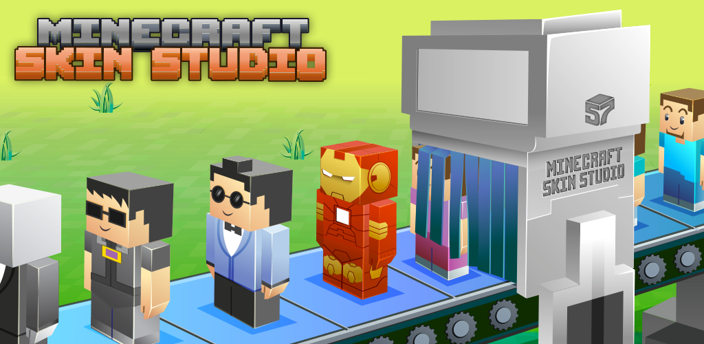 Minecraft Skin Studio Amazoncouk Appstore For Android - Skins para o minecraft pro