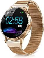 NAIXUES Smartwatch, Reloj Inteligente IP67 Pulsera Actividad Inteligente con Pulsómetro, Monitor de Sueño, Podómetro,...