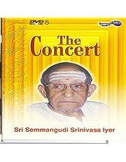 The Concert-Semmangudi Srinivasa Iyer