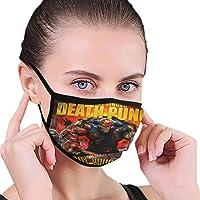 Five Finger Death Punch FFDP Erhalten Sie Ihre sechs Unisex mit Filter Anti-Staub waschbar Wiederverwendbarer Mund Warme Winddichte Gesichtsabdeckung mit verstellbaren Earloop Face Cover Sturmhauben