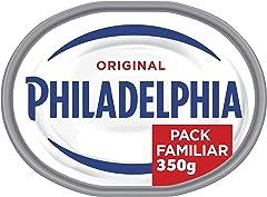 Philadelphia Crema de Queso para Untar, 350g